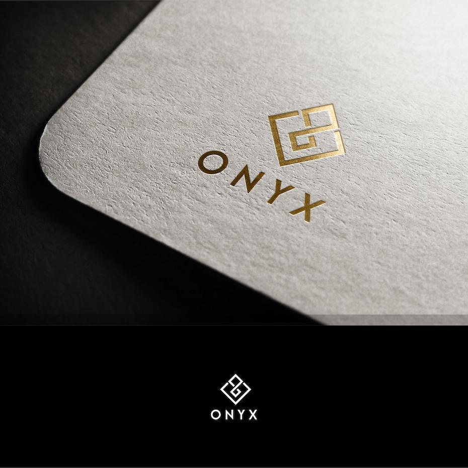 Onyx jewelry logo
