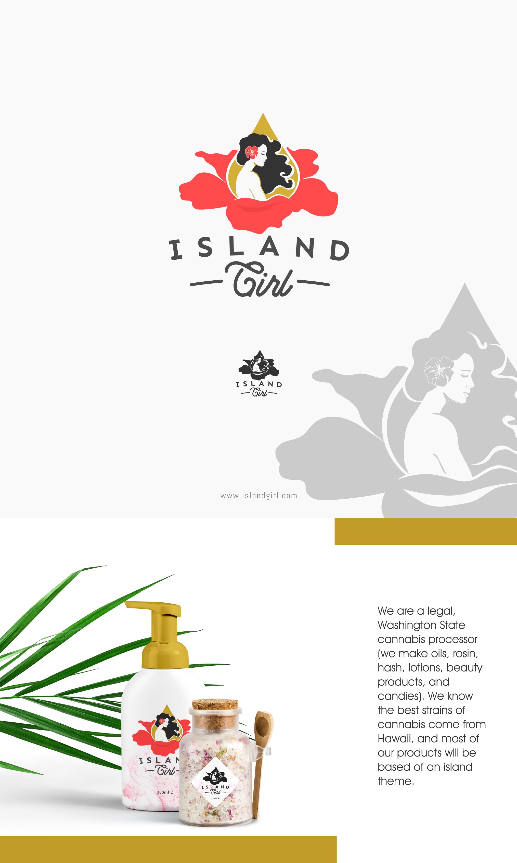 Island Girl logo