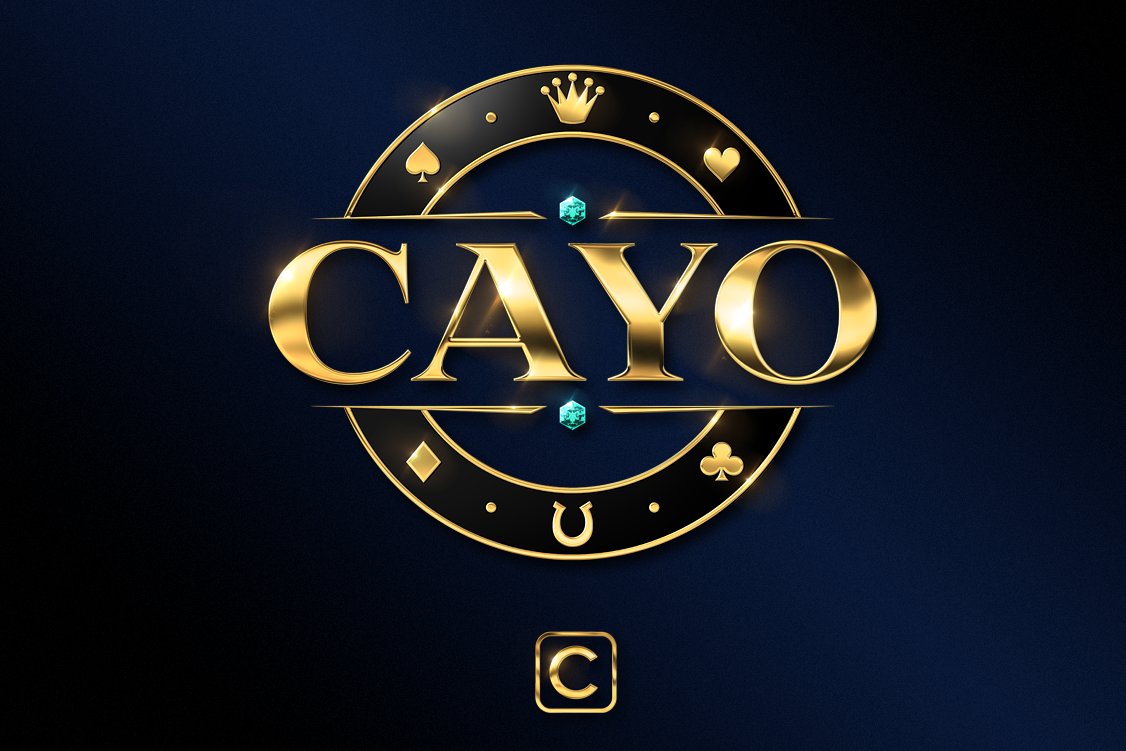 Cayo logo design