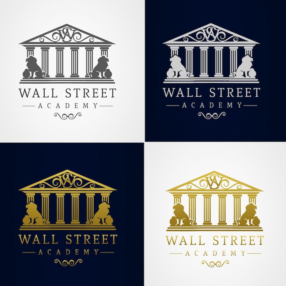 Financial Education Platform logo