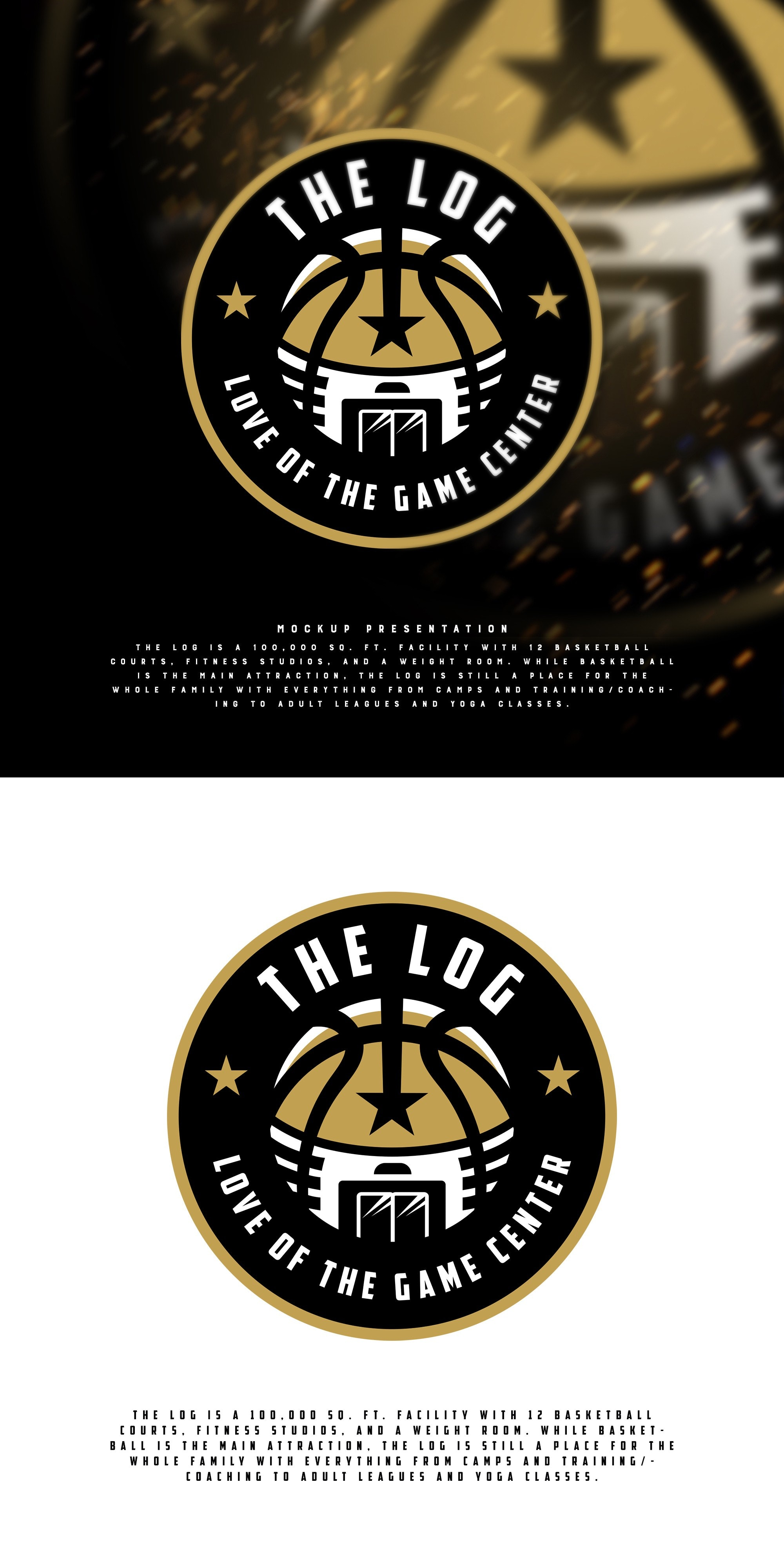 Love of The Game Center logo