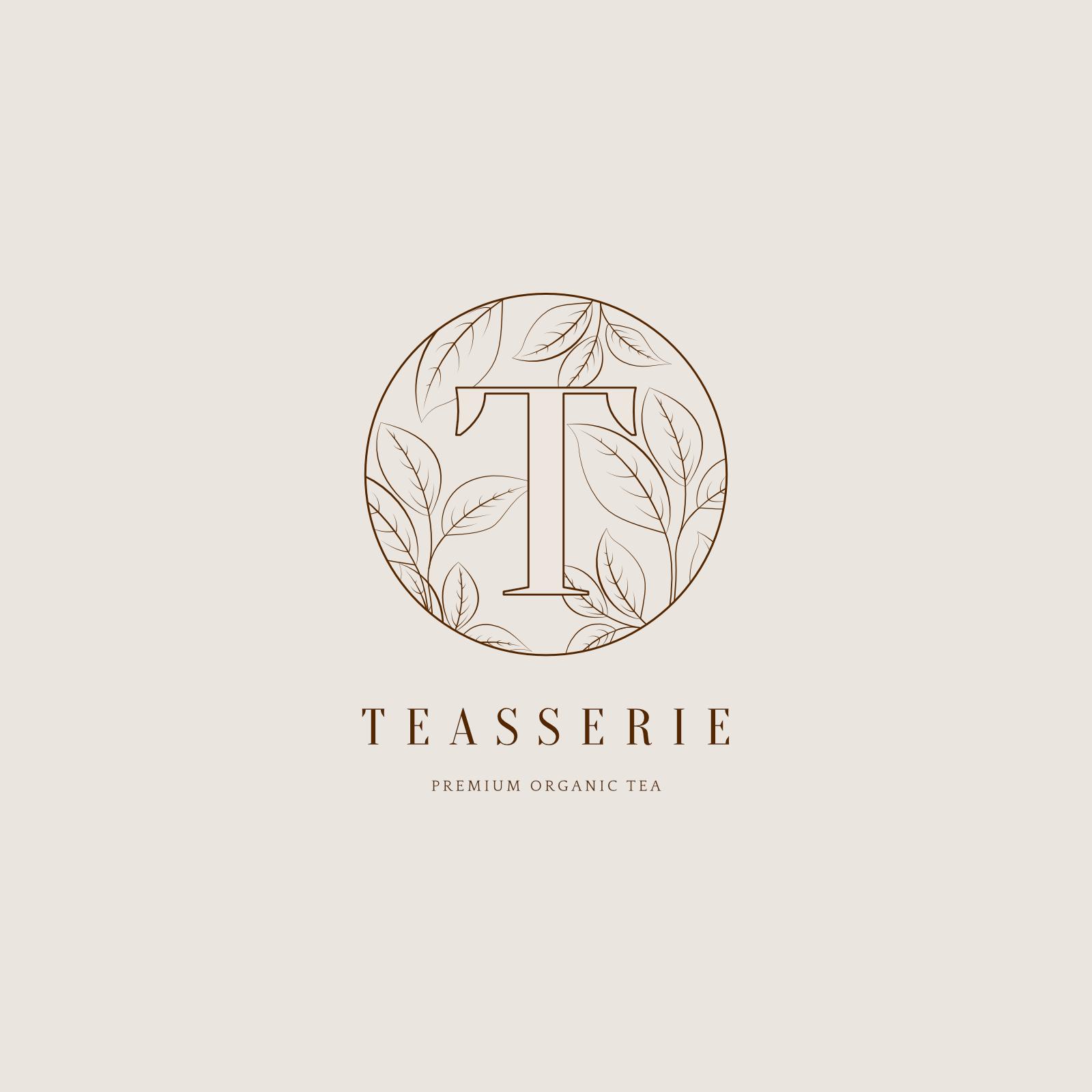 Teasserie logo