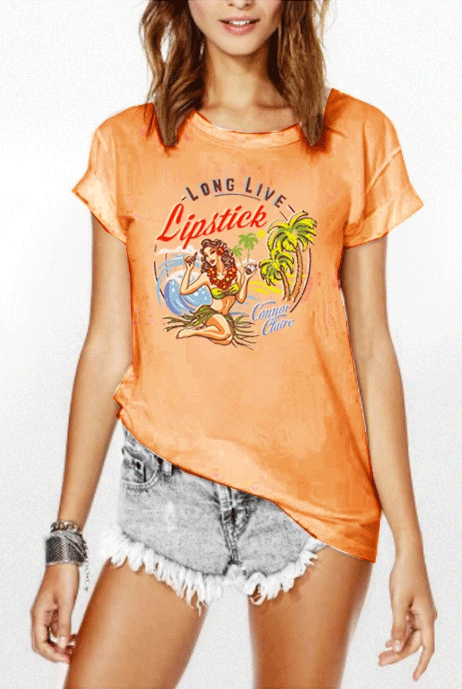 fashon brand t-shirt