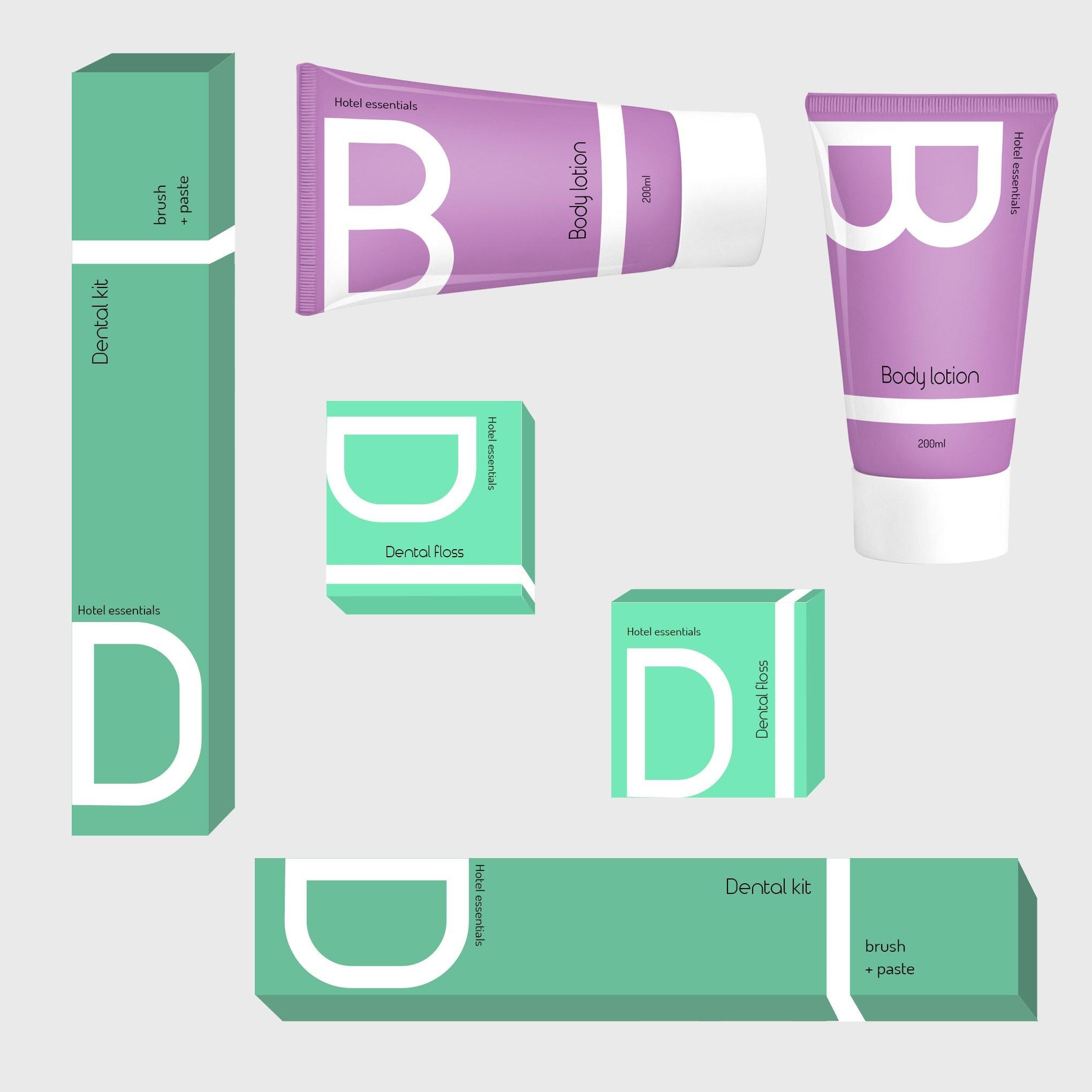 Colorful, fun packaging design