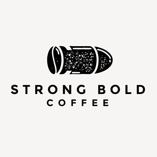 Strong Bold Coffee logo