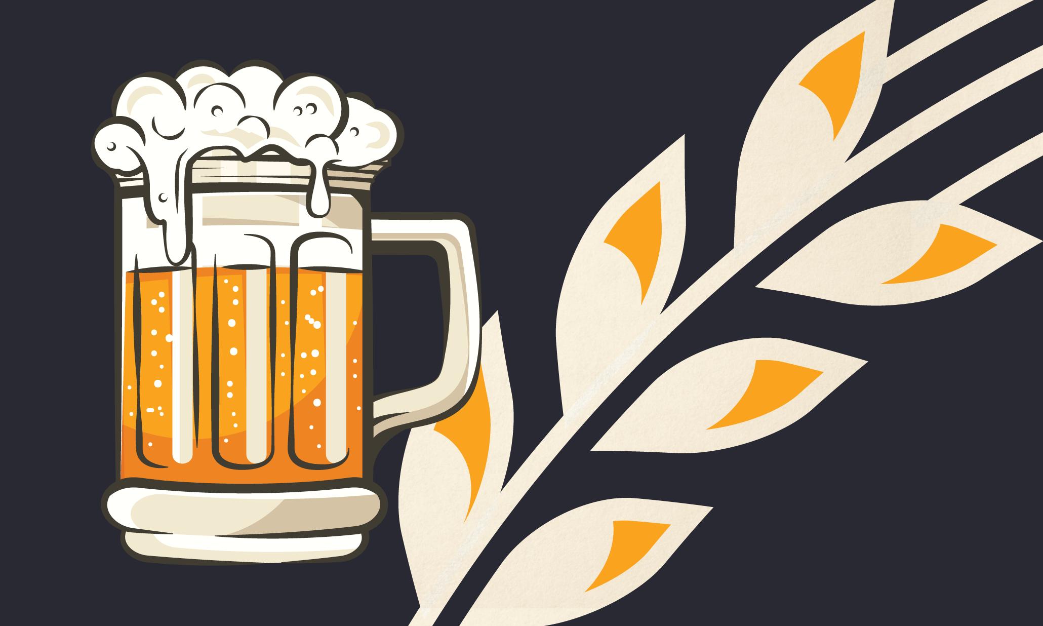 October S Top 9 At 99 Craft Beer Brewery Design 99designs