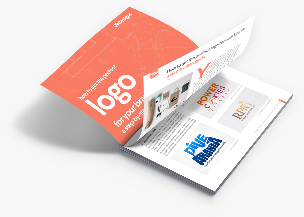 Free logo ebook: learn how to get the perfect logo for your brand