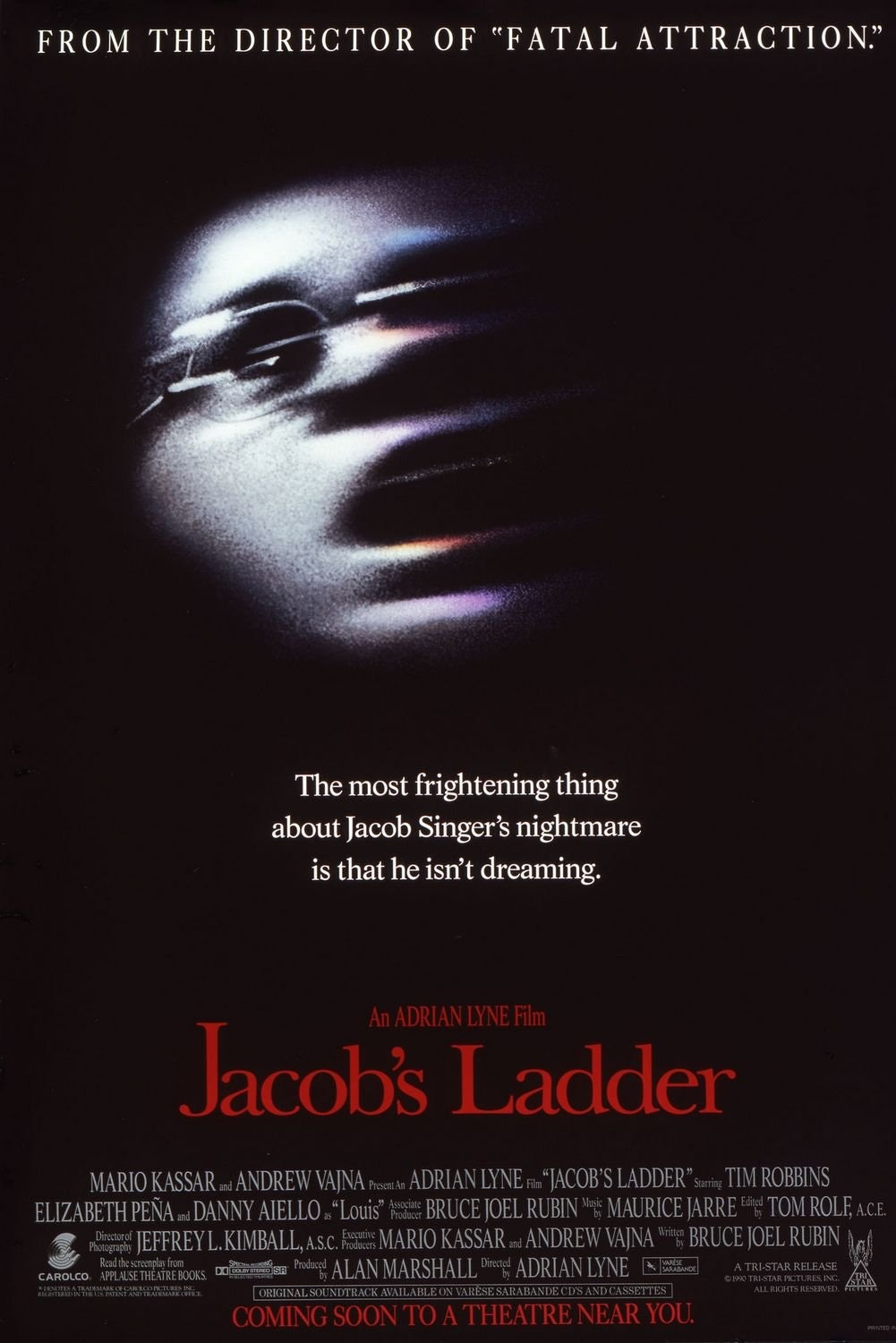 Jacobs Ladder movie poster