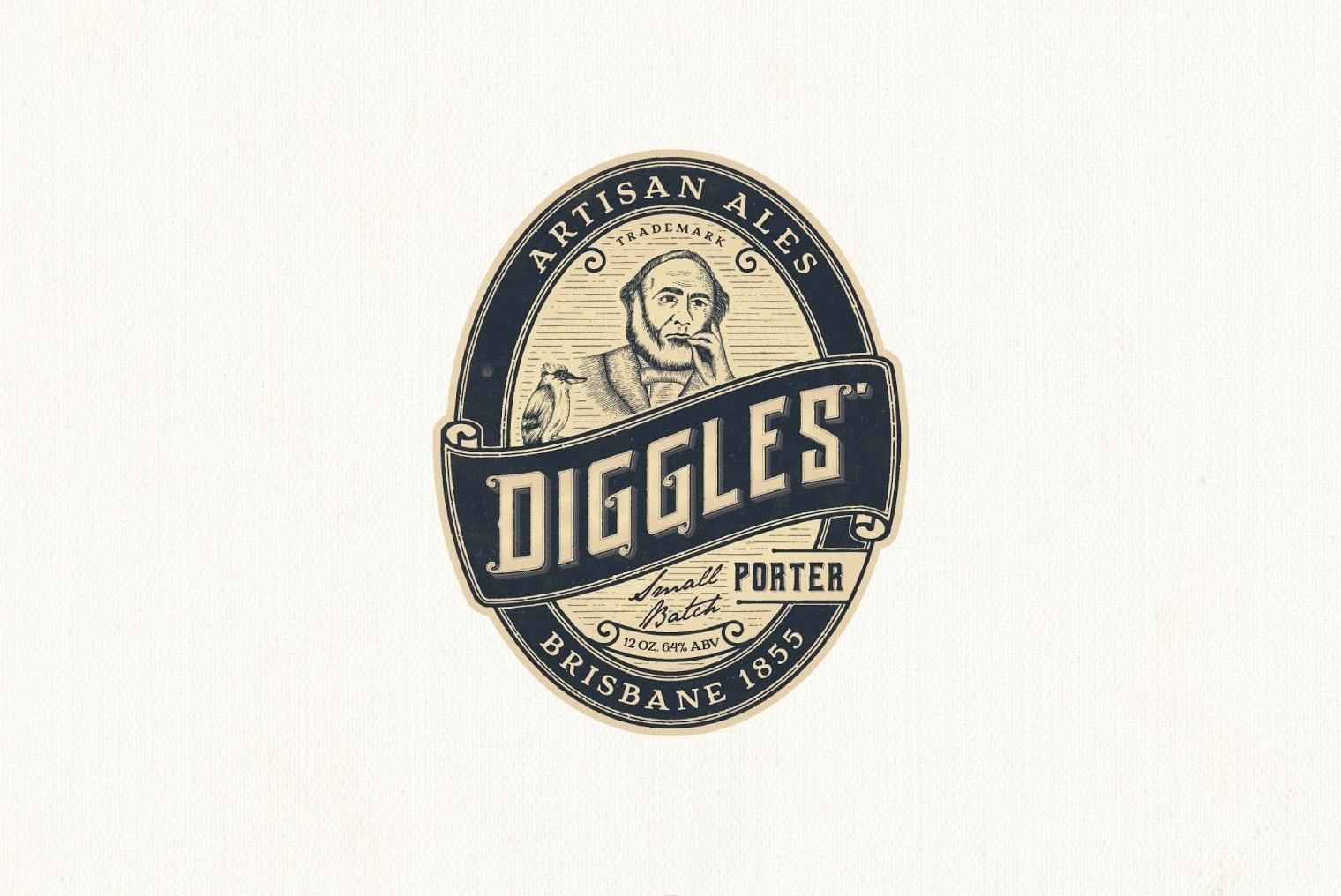 Diggles Artisan Ales logo