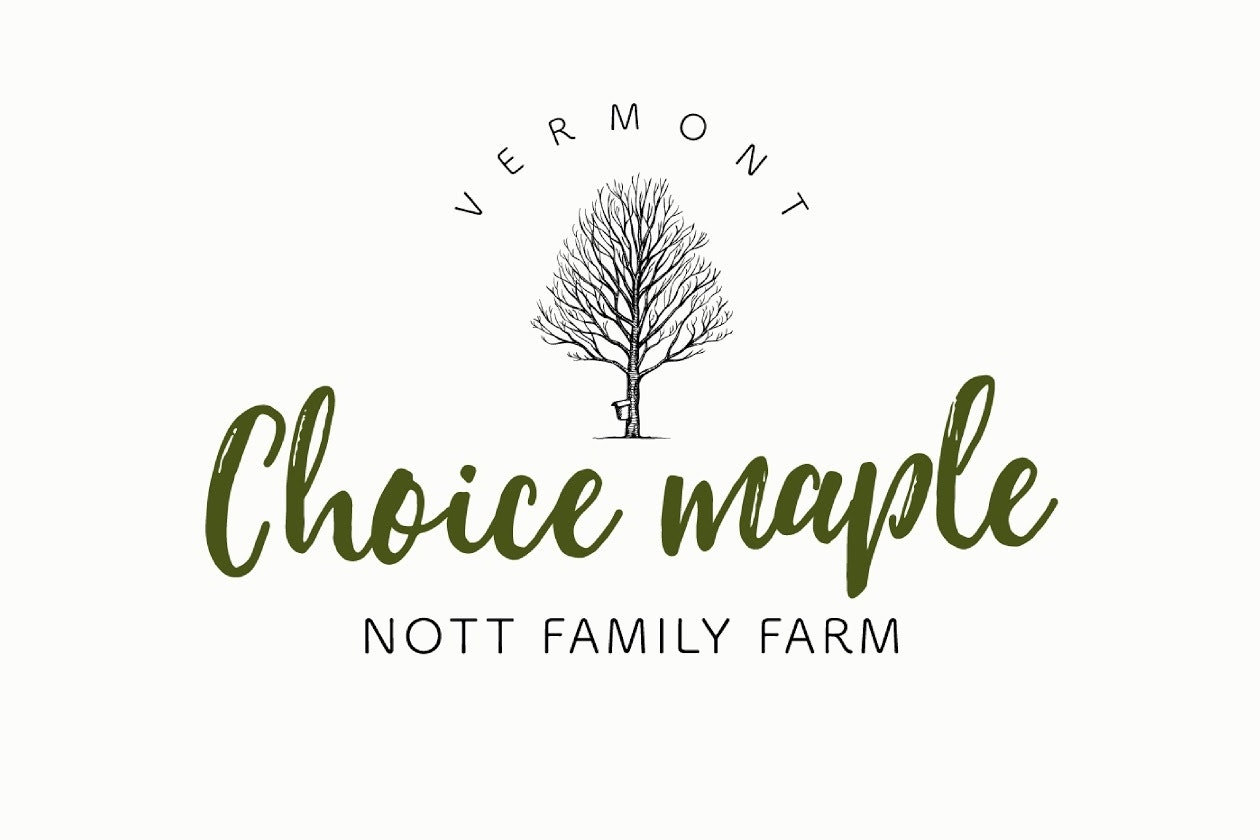 Choice Maple Nott family Farm