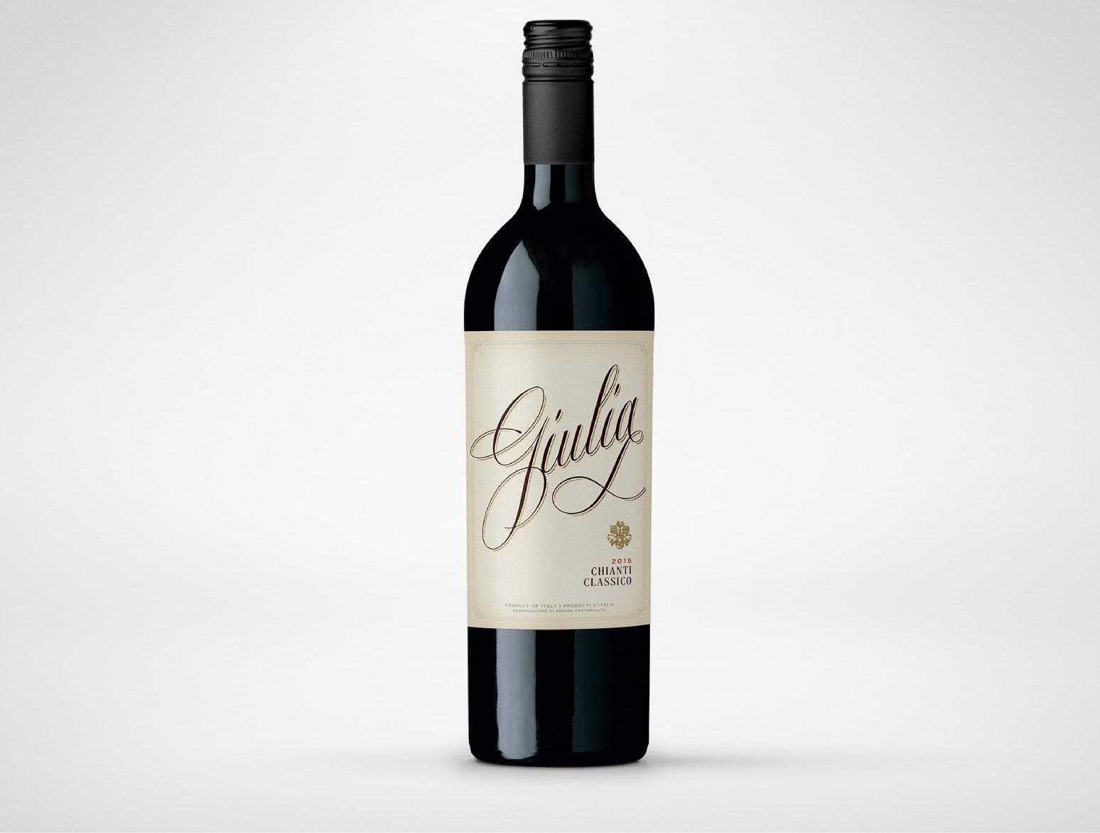 giulia wine logo