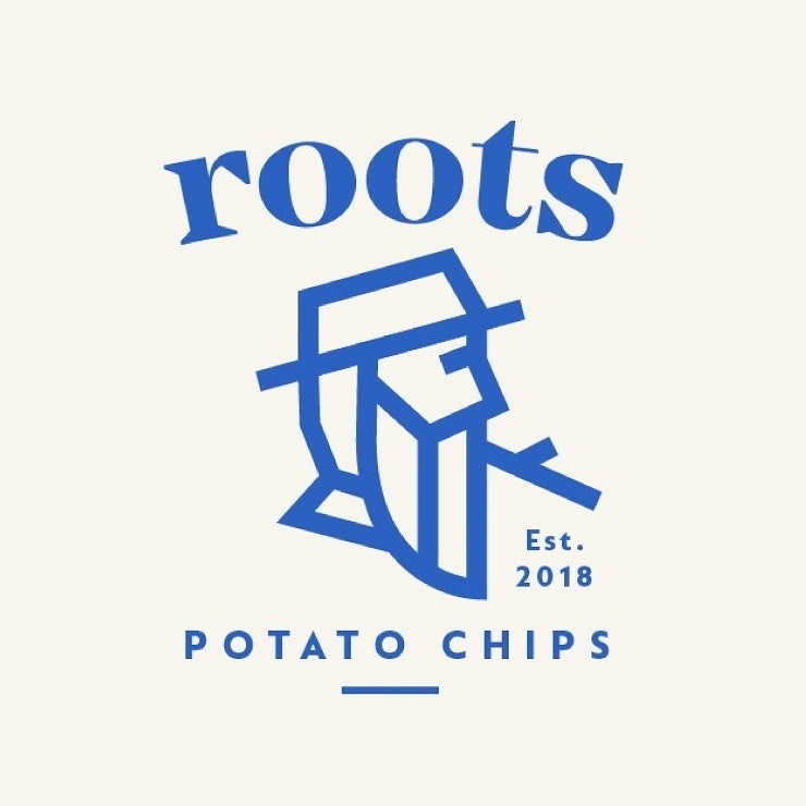 roots Potato Chips logo