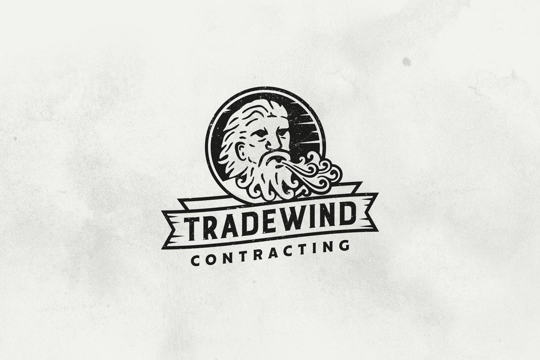 Tradewind Contracting logo