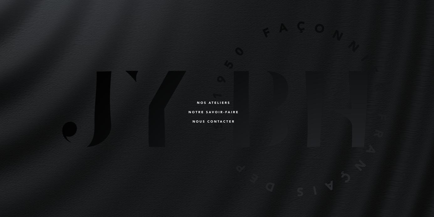 JY BH web design