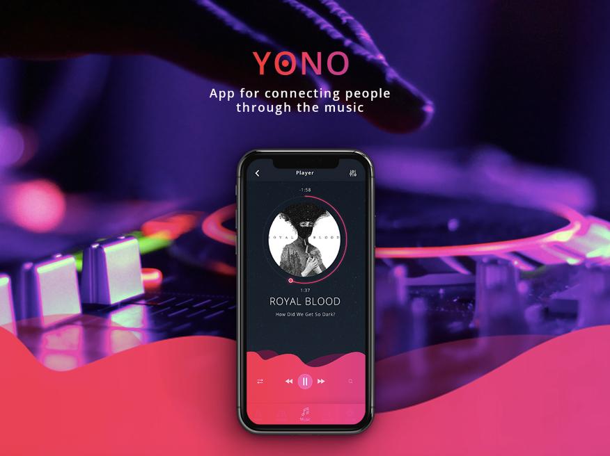 Yono web design