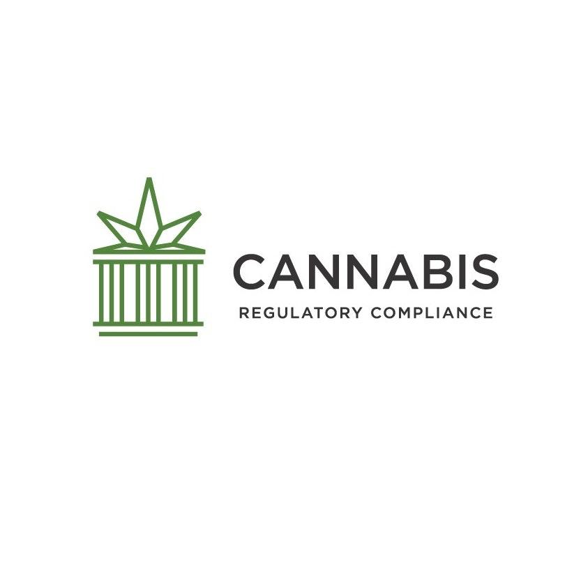 Logotipo de Cumplimiento Normativo de Cannabis