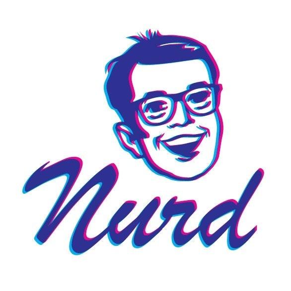 Nurd logo