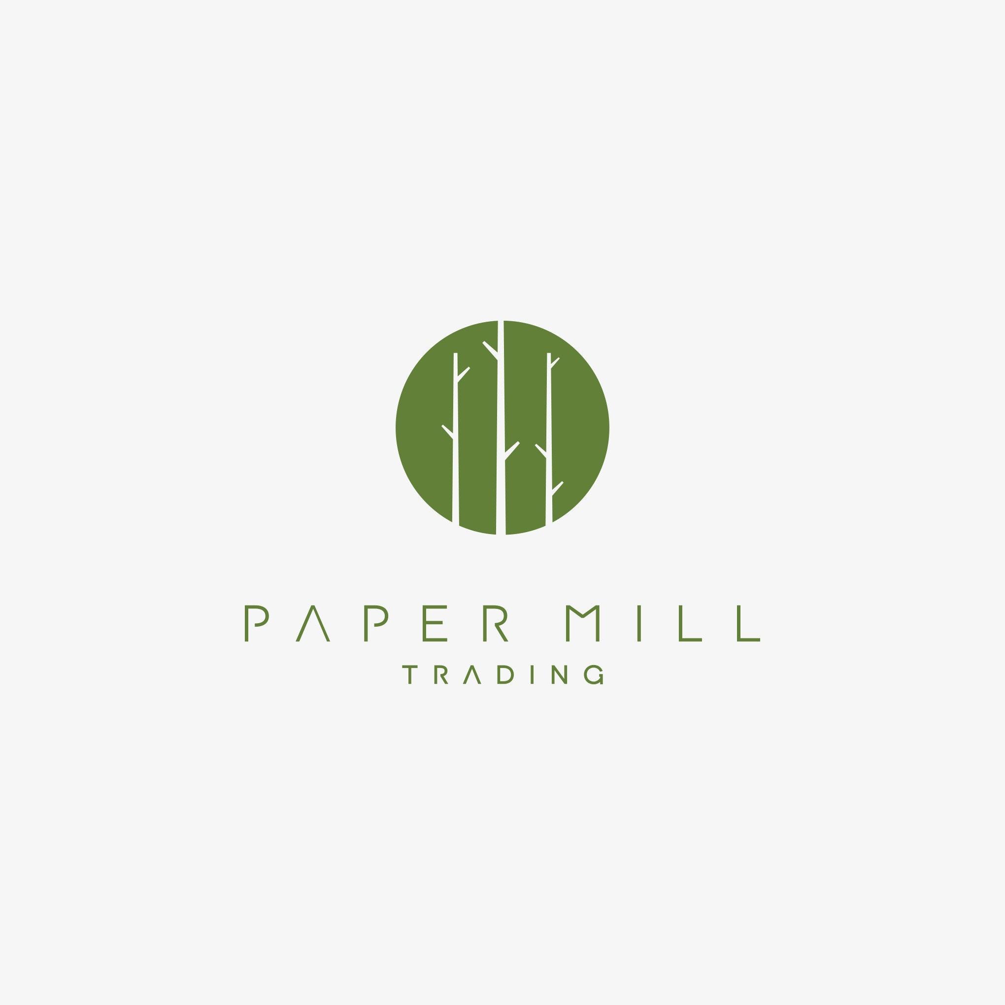 Paper Mill Trading logo