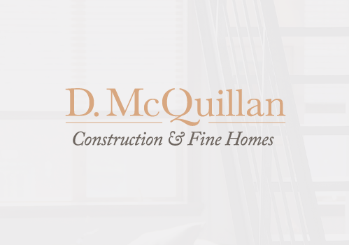 Logotipo de D. McQuillan Construction and Fine Homes