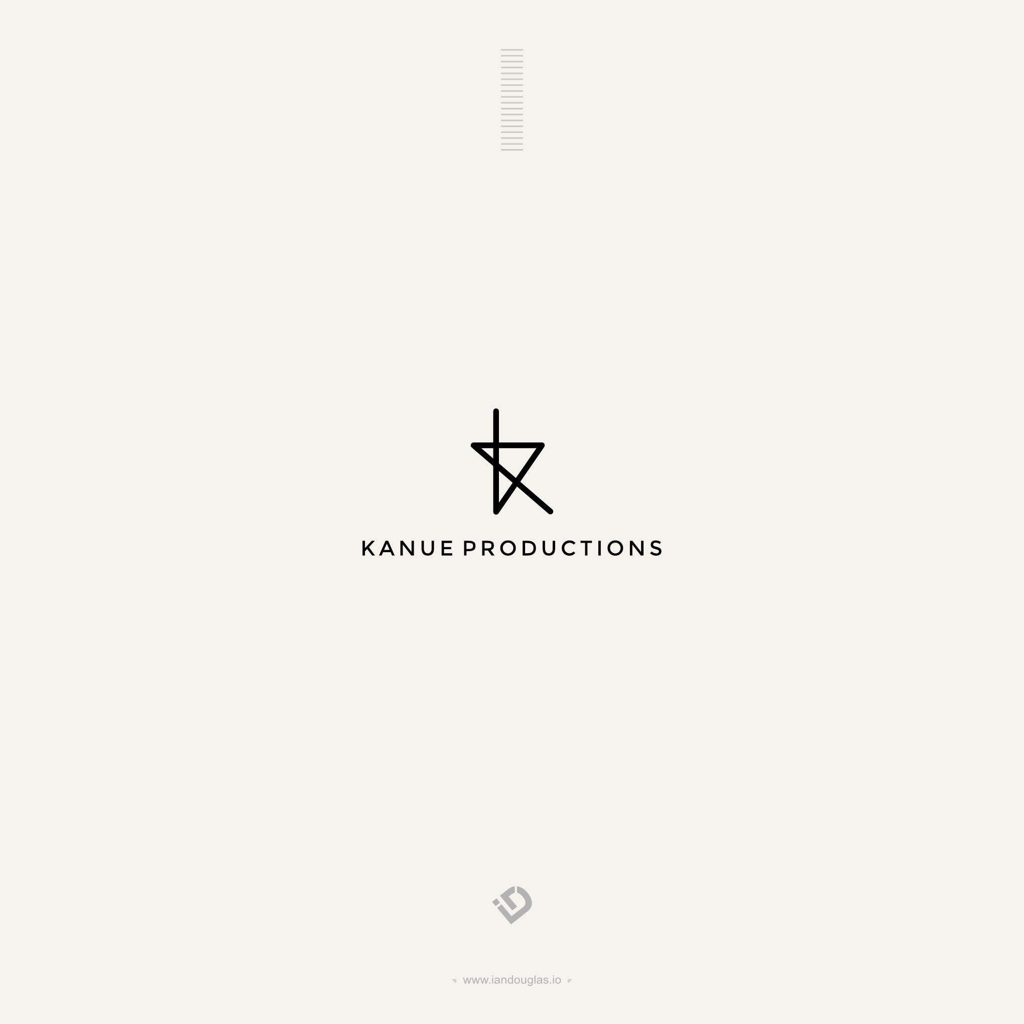 Kanue Productions logo