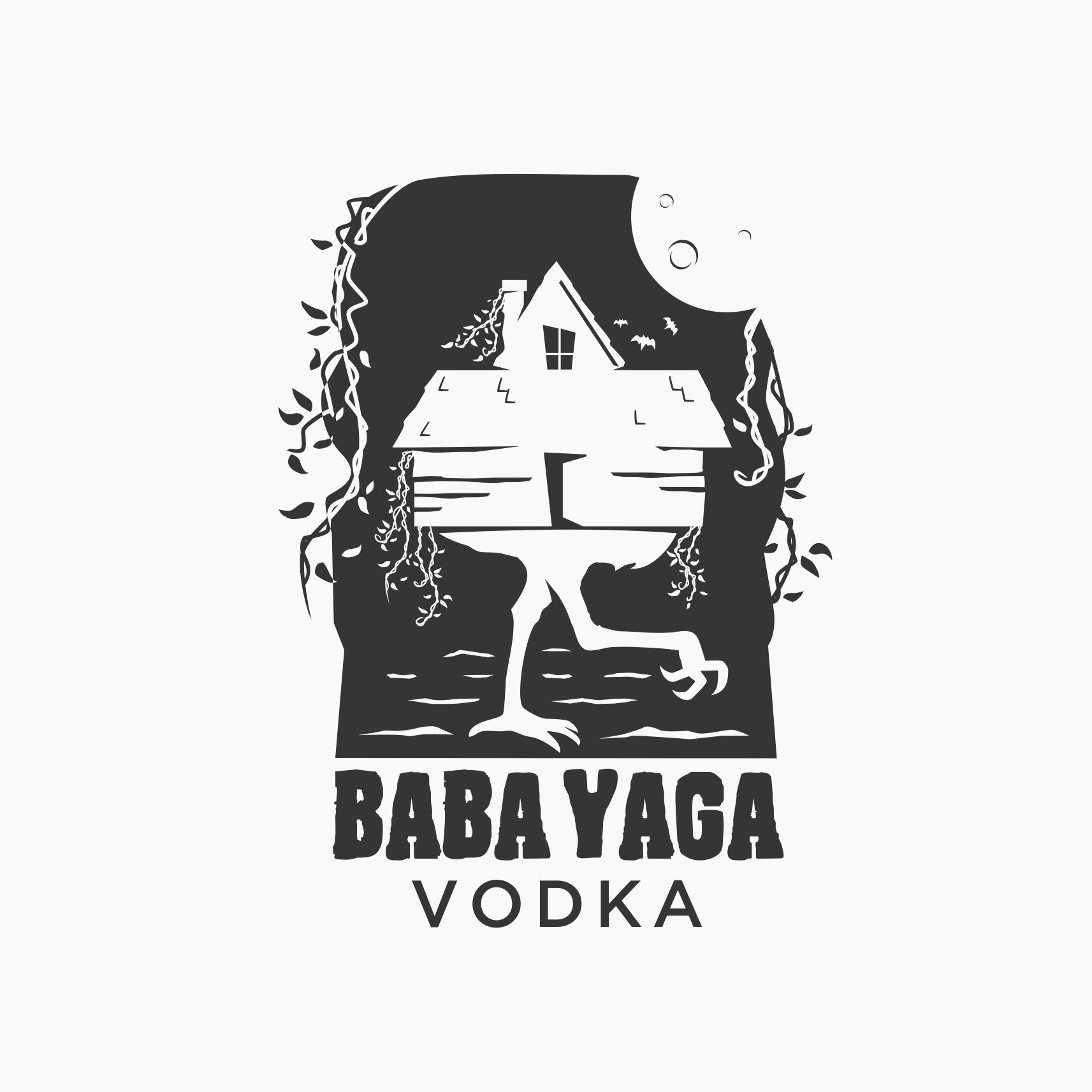 BabaYaga Vodka logo