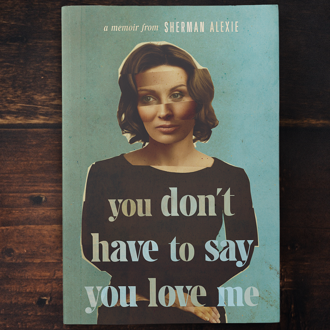 You Don't Have to Say You Love Me book cover
