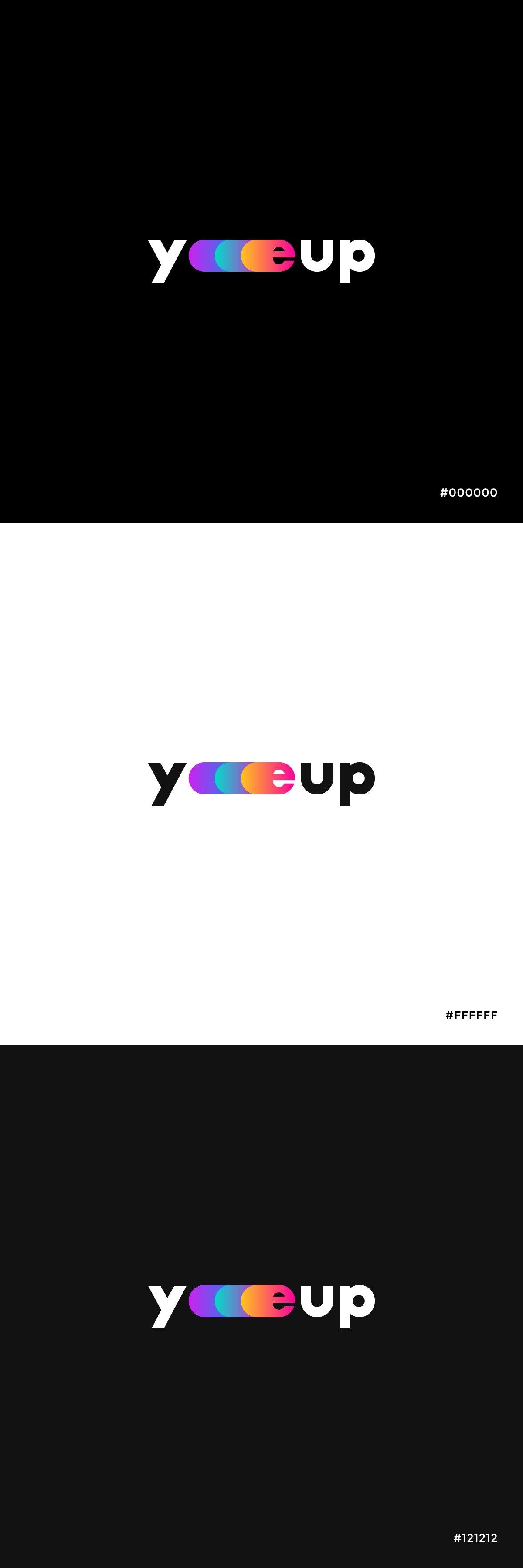 Clever logo design