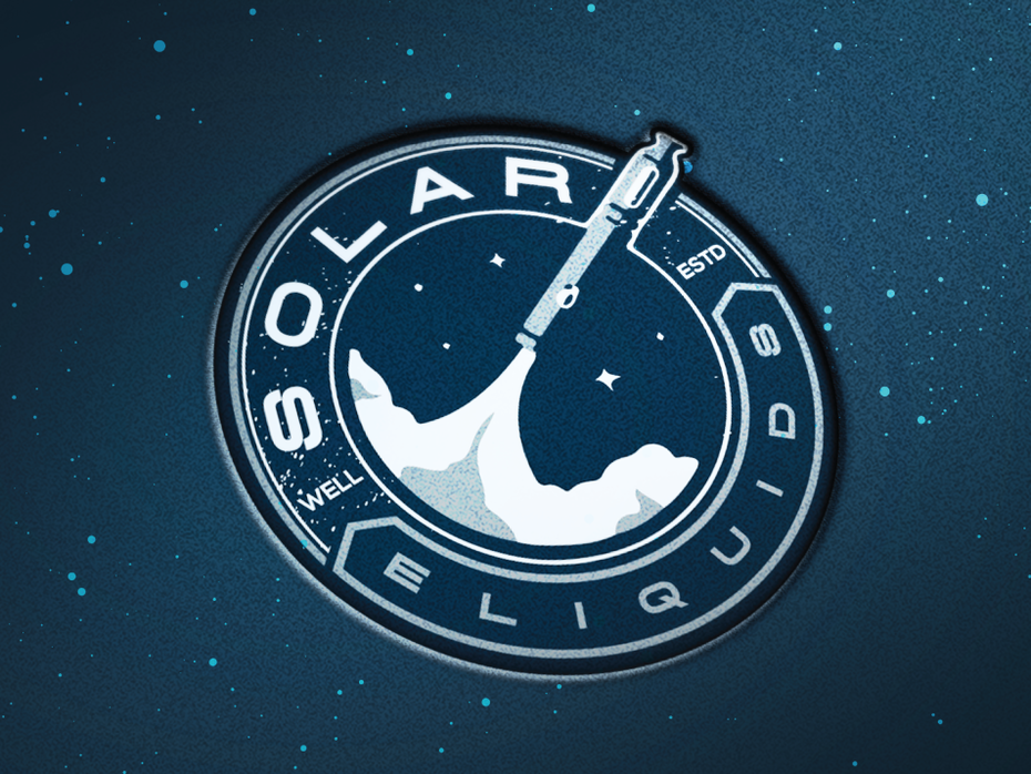 Solar Eliquids logo