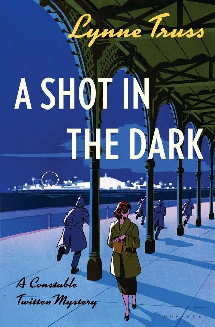 A shot in the dark book cover