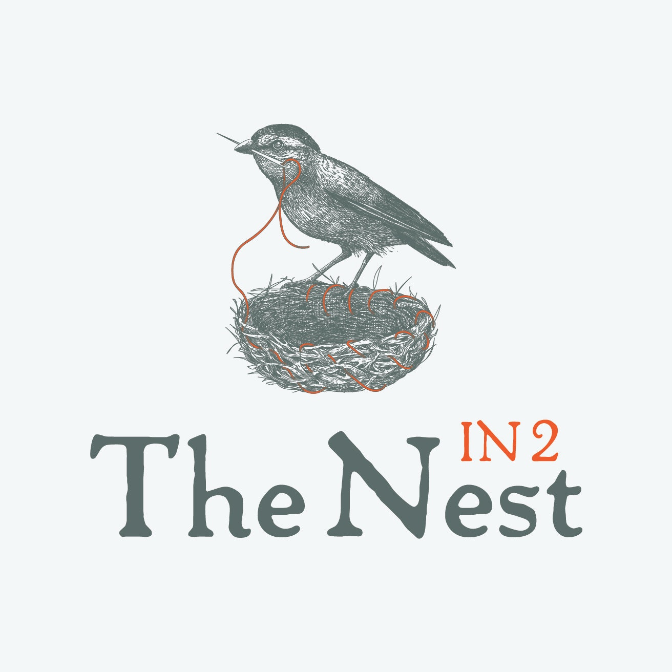 The Nest bird logo
