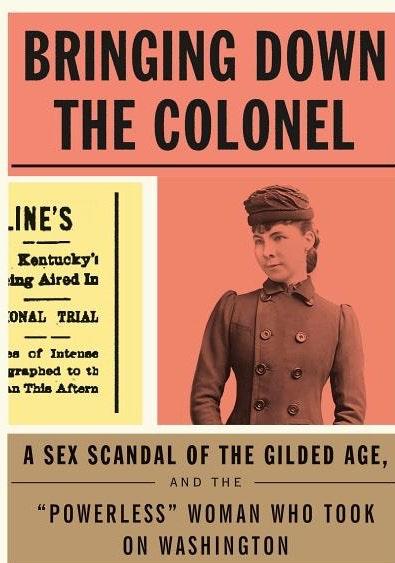 The colonel book cover