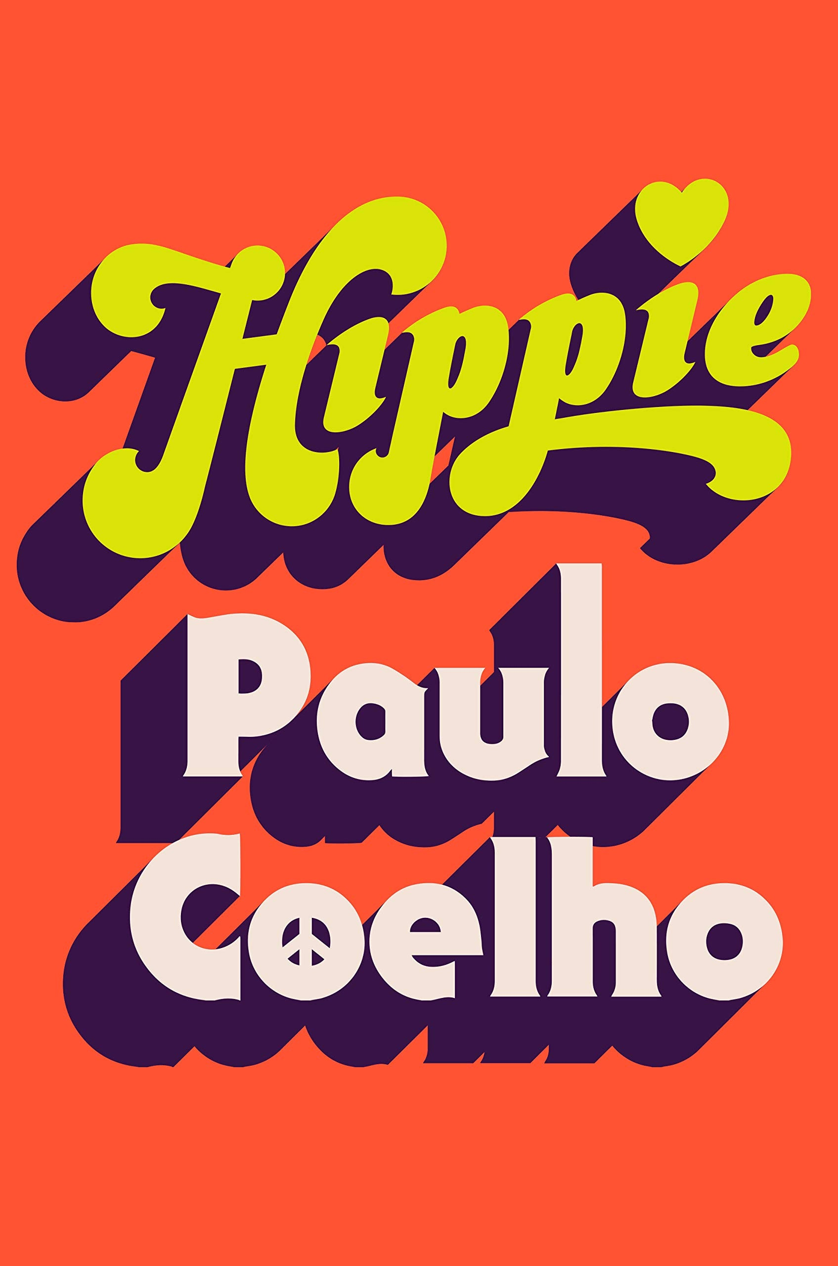 Hippie book cover