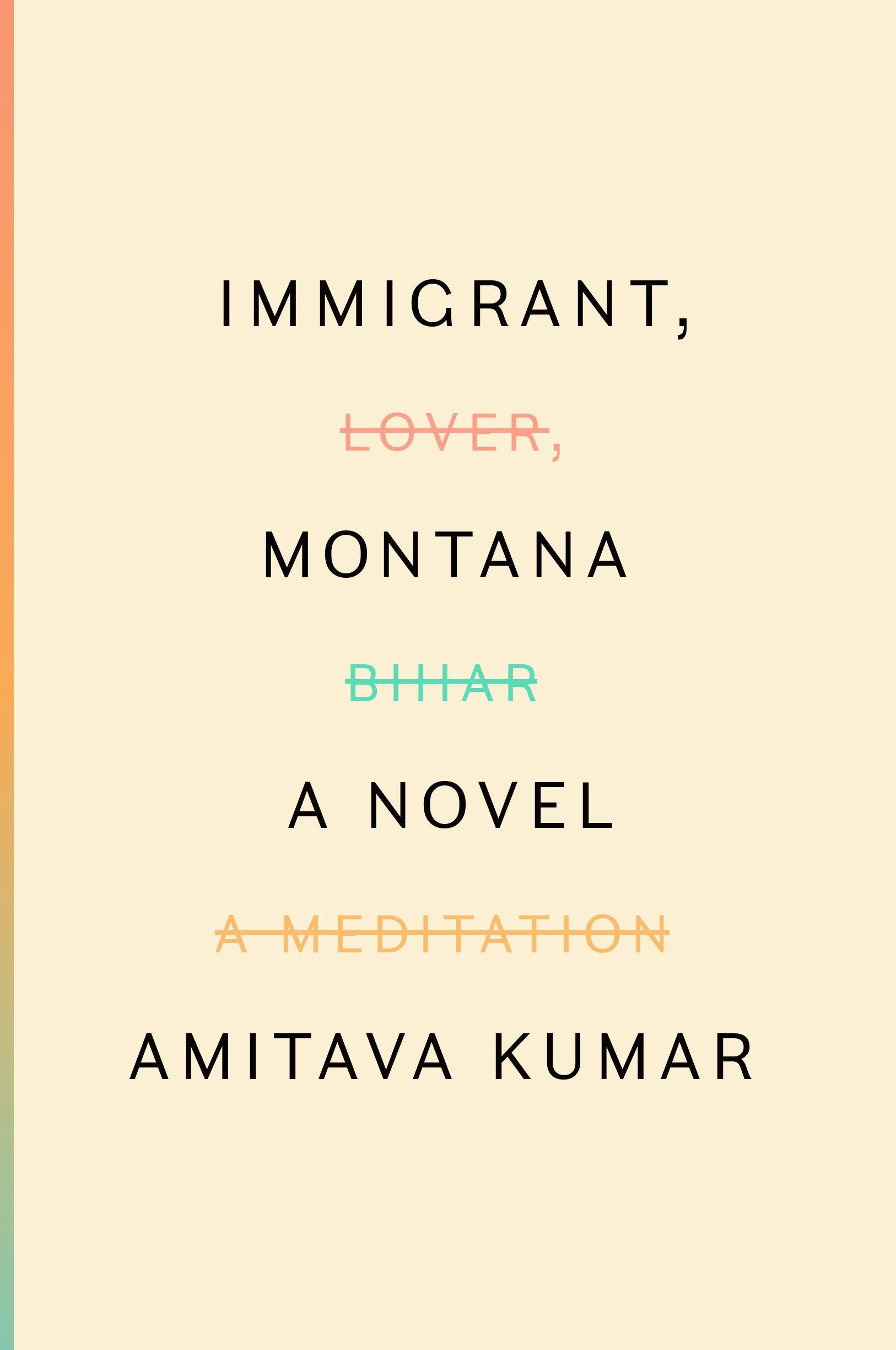 Immigrant montana book cover
