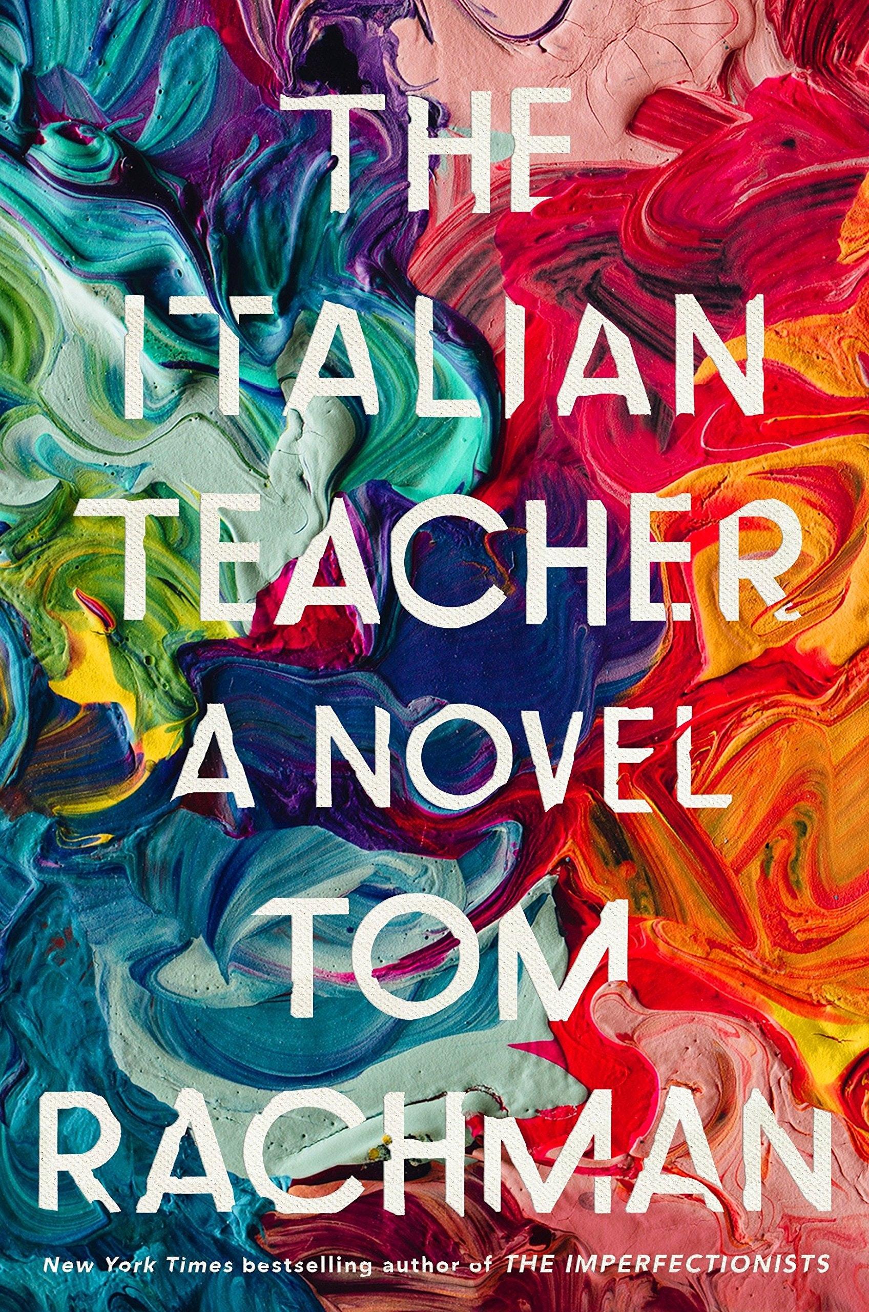 The italian teacher book coverr