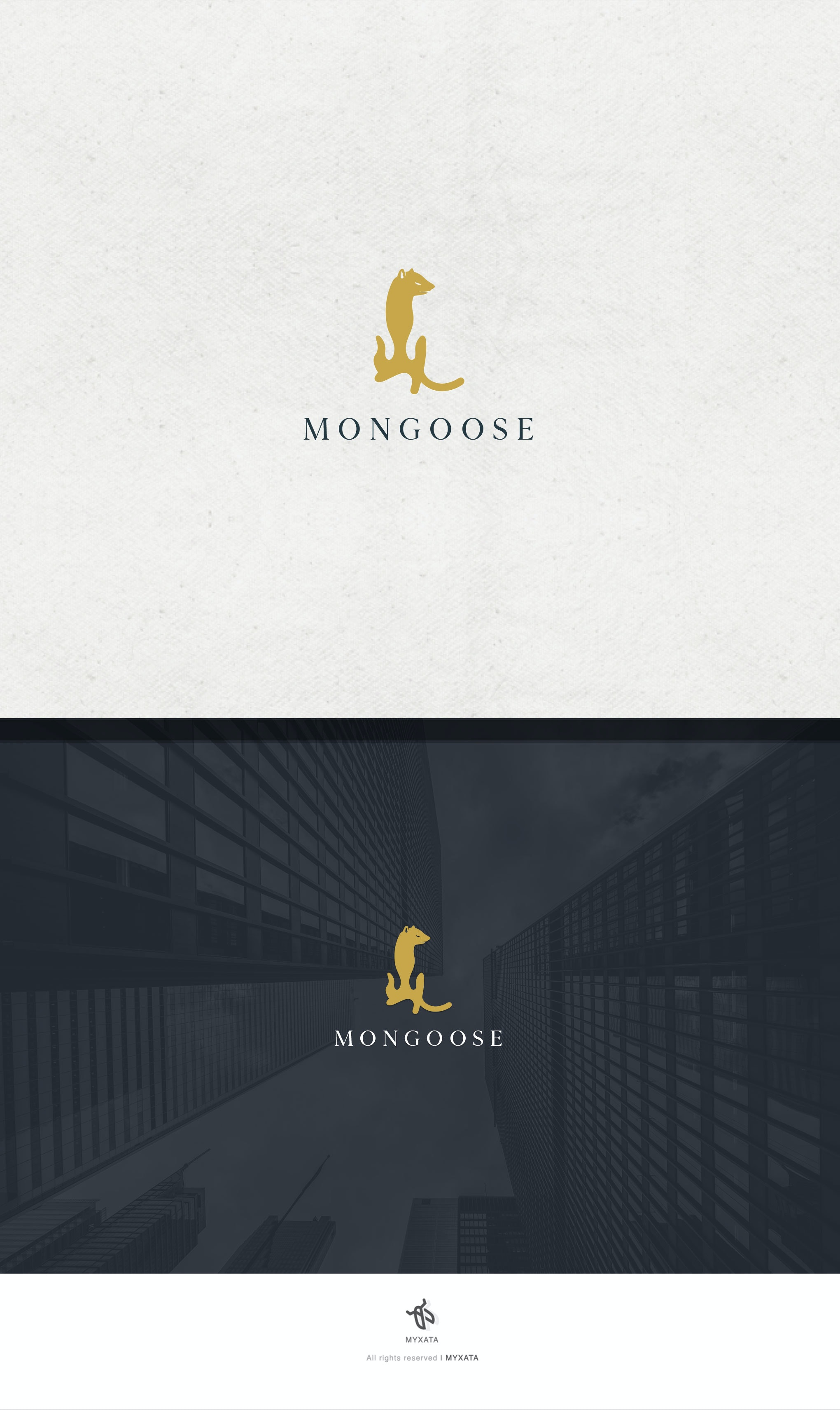 mongoose logo