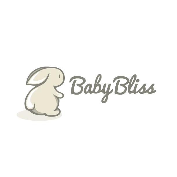 BabyBliss bunny logo