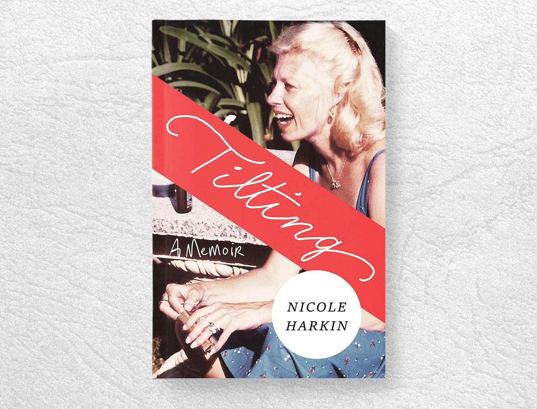 Tilting memoir book cover