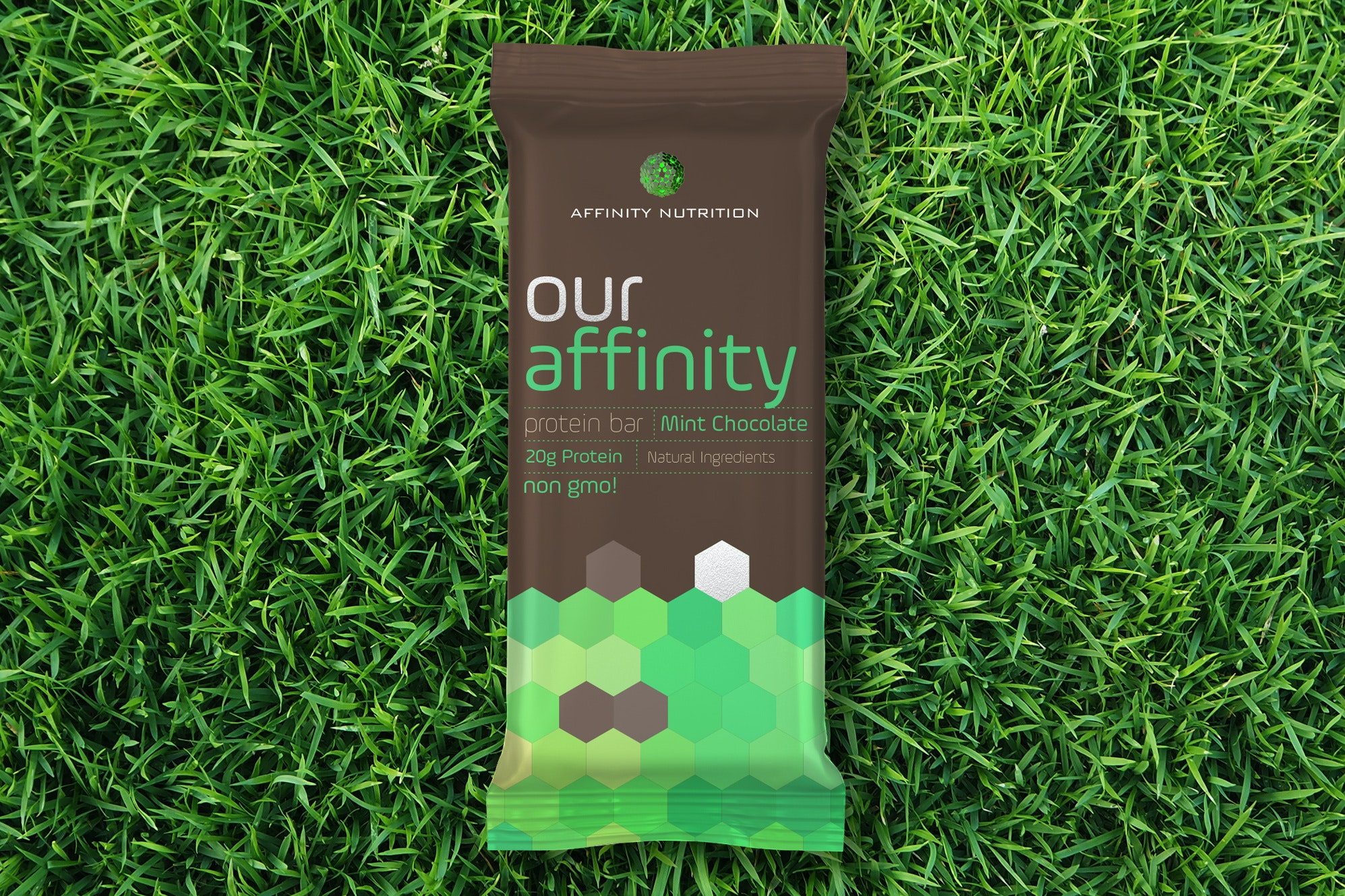 Affinity Nutrition protein bar