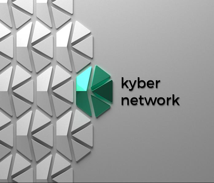 Ramotion's Kyber Network Logo