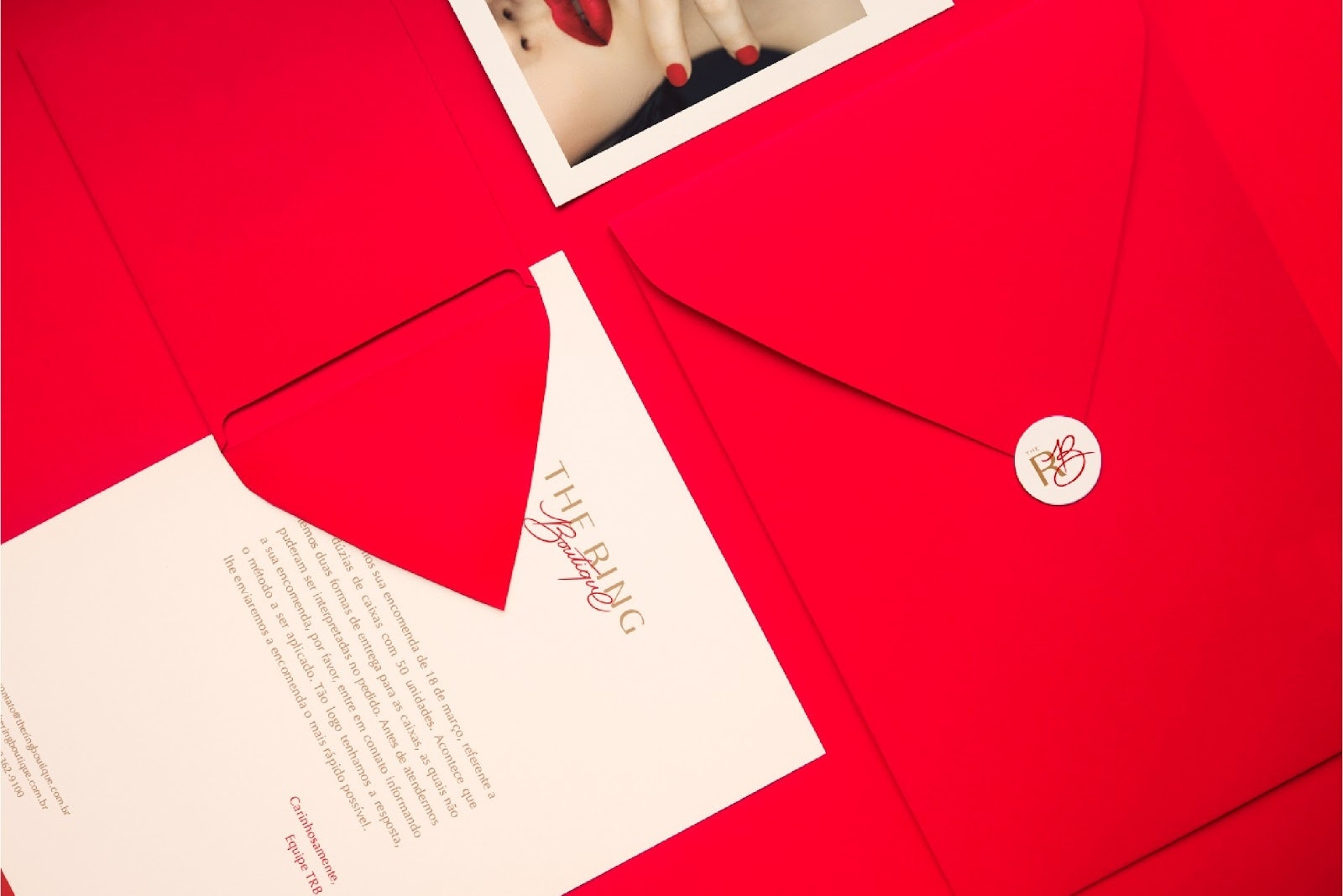 Ring Boutique Branding