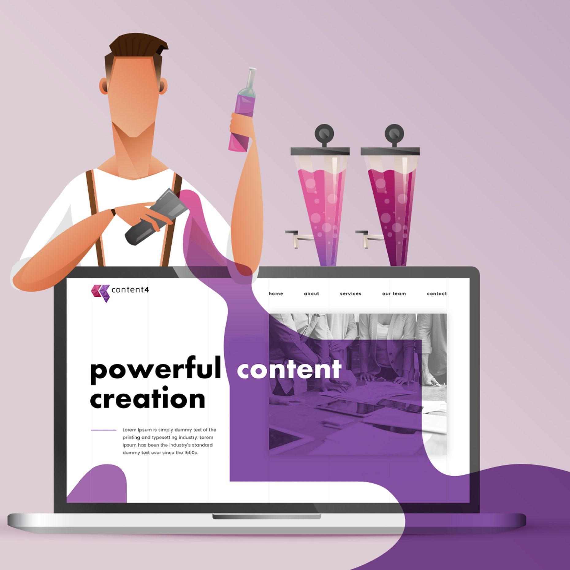 fc50c9f3a51f14 Wie du die richtigen Farben für dein Webdesign wählst - 99designs