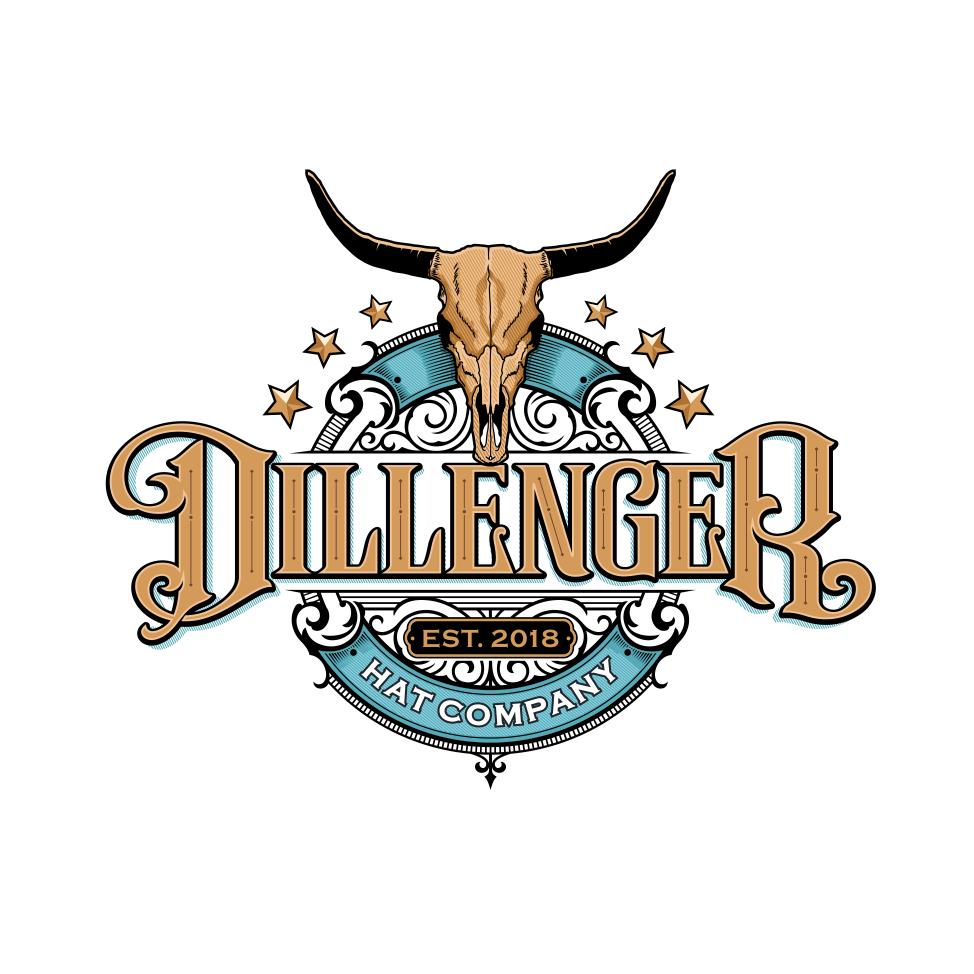 Dillenger Hat Company logo
