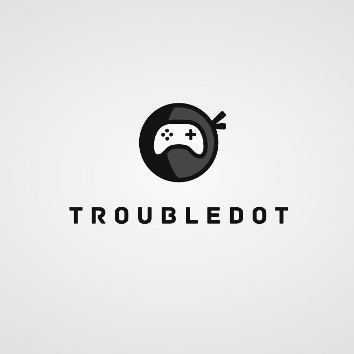 Trouble Dot logo