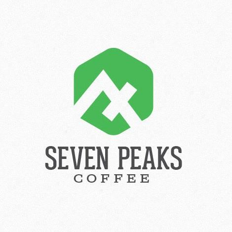 Seven Peaks Coffee logo