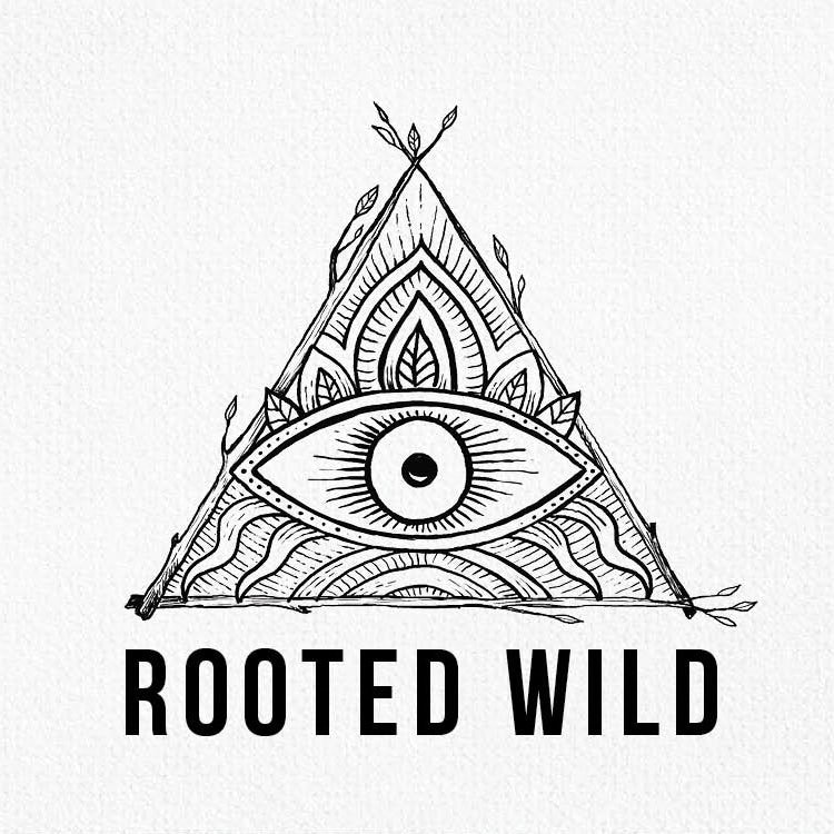 Rooted Wild logo