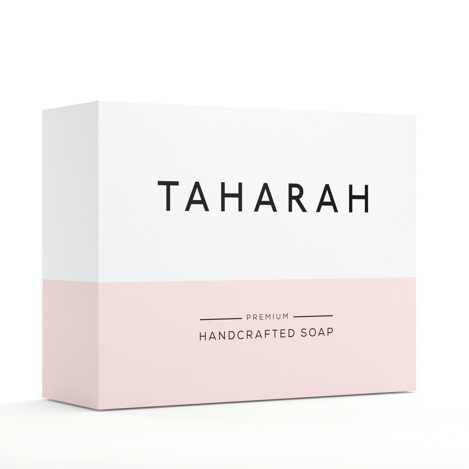Taharah product packaging