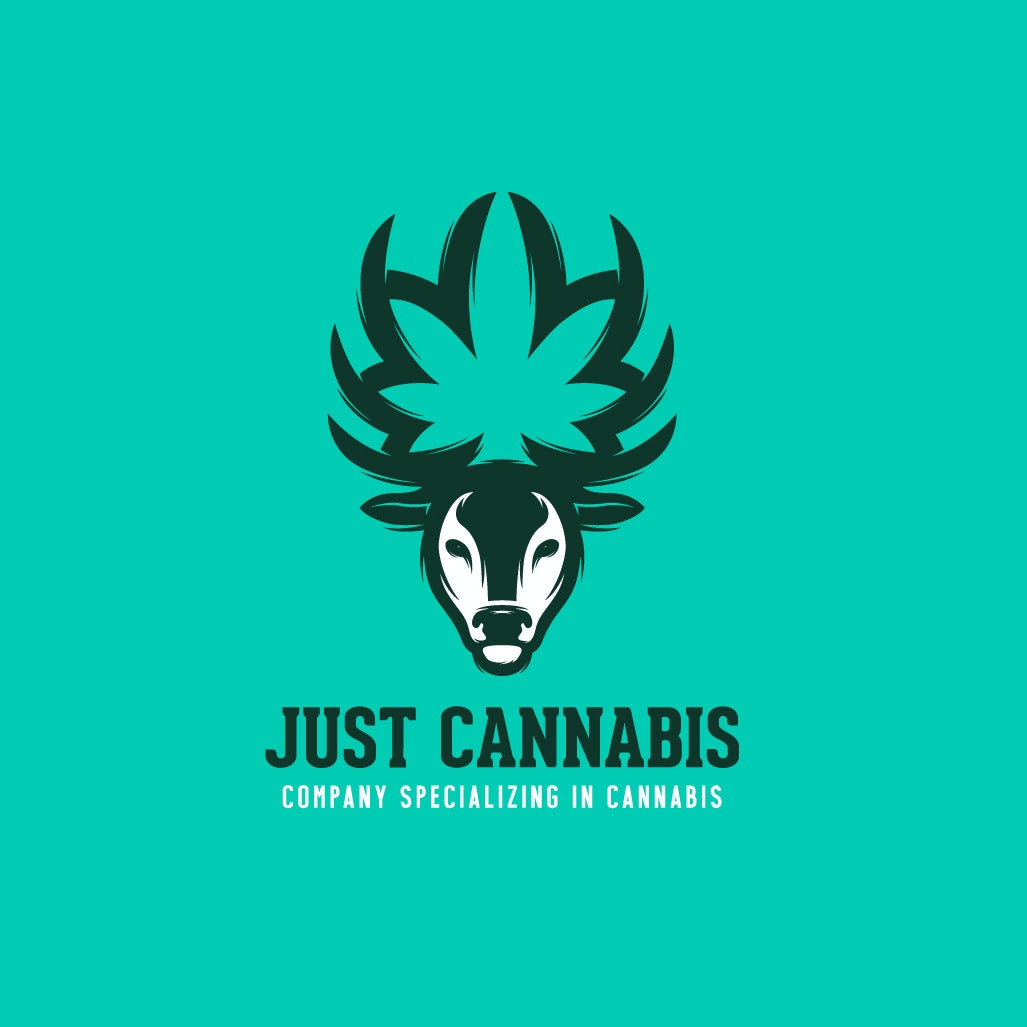 Just Cannabis logo