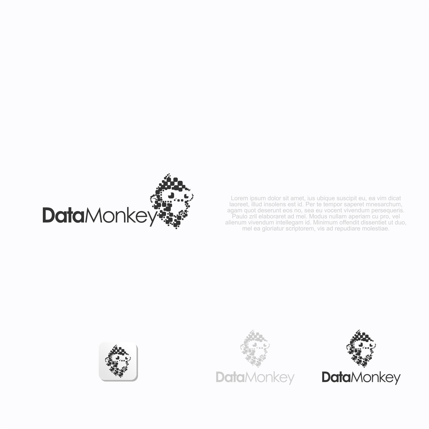 DataMonkey logo