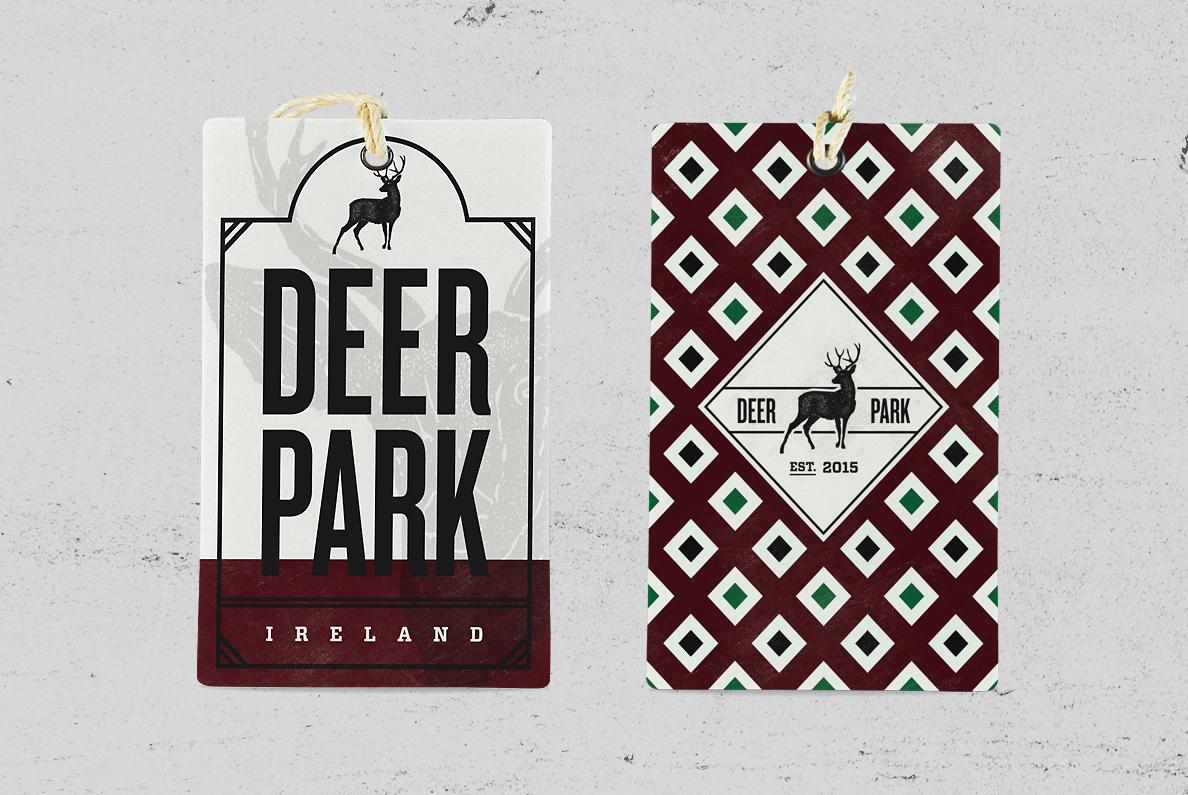 Deer Park Menswear Labels