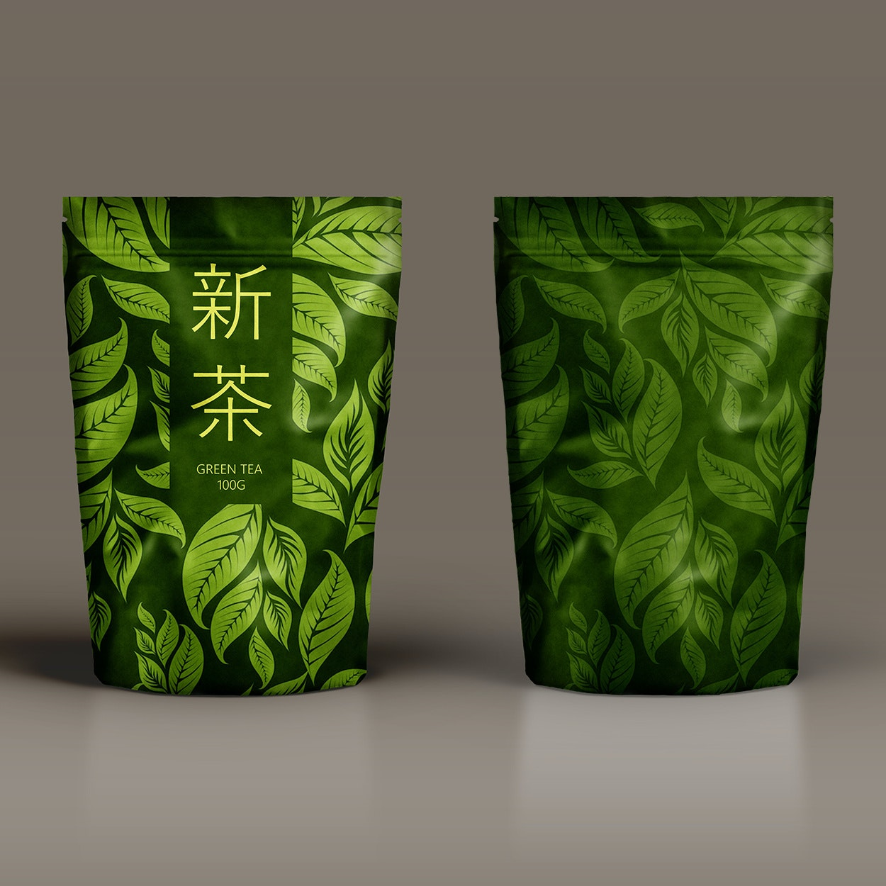 Japanese SHINCHA bag design